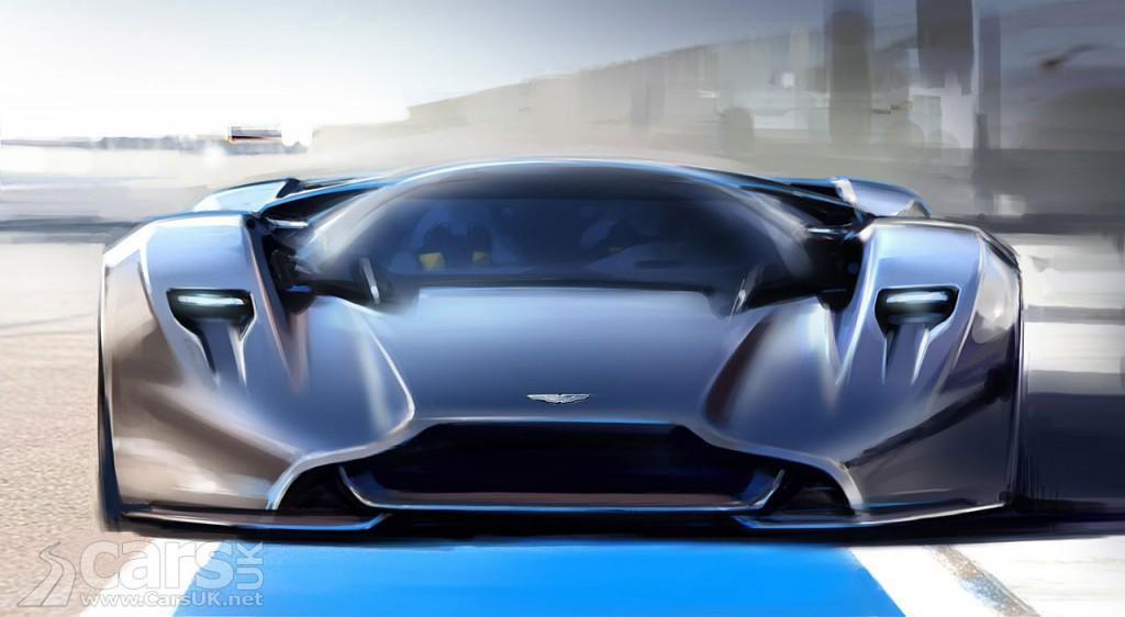 Photo Aston Martin DP-100 Vision Gran Turismo Concept