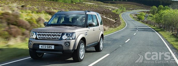 Photo 2015 Land Rover Discovery 4