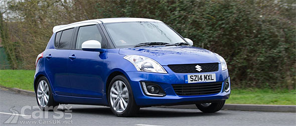 Photo new Suzuki Swift SZ-L Special Edition