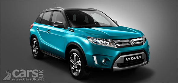 Photo 2015 Suzuki Vitara