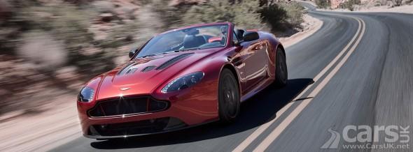 Photo Aston Martin V12 Vantage S Roadster