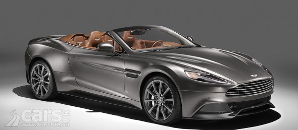Photos Q by Aston Martin Vanquish Volante at Pebble Beach 2014