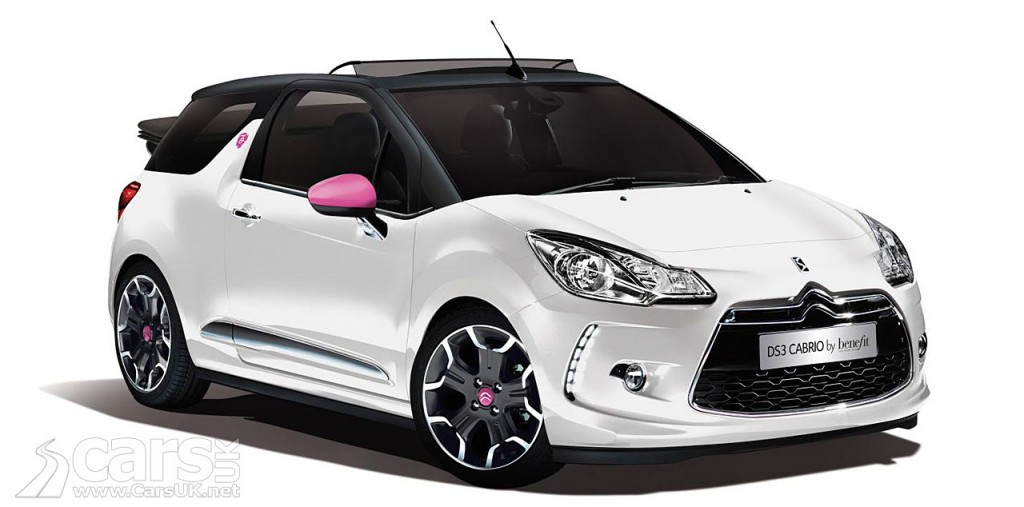 Photo Citroen DS3 Cabrio DStyle by Benefit