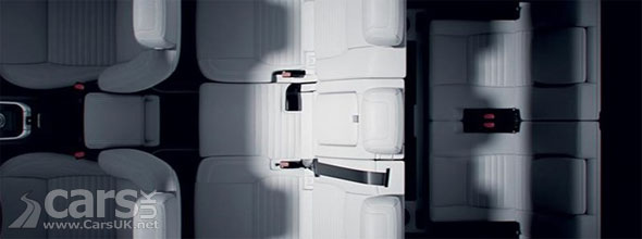Photo Land Rover Discovery Sport interior revealed on video