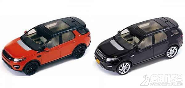Photo Land Rover Discovery Sport Toy