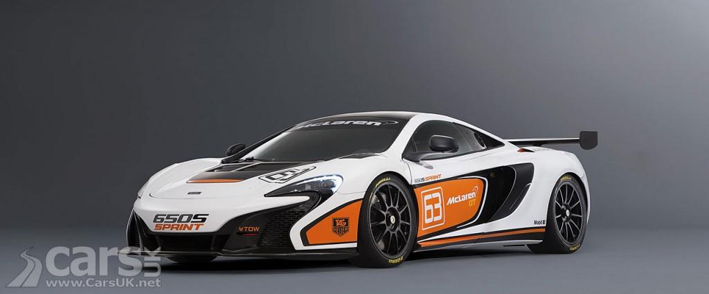 Photo McLaren 650S Sprint