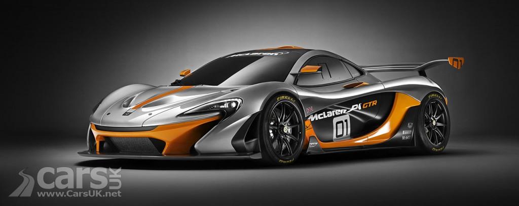 Photo McLaren P1 GTR
