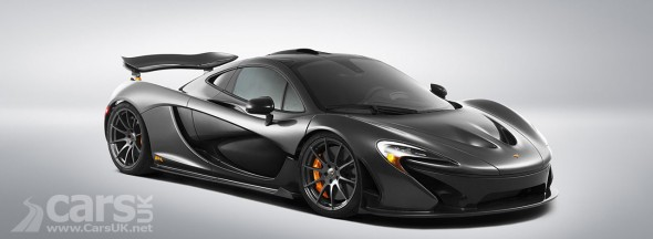 Photo McLaren P1 MSO