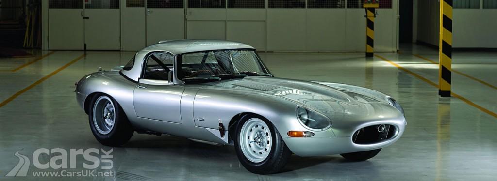 Photo new Lightweight Jaguar E-Type