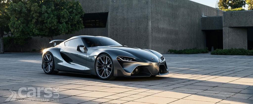 Photo new Toyota FT-1 Concept