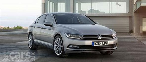 Photo 2015 VW Passat UK Price