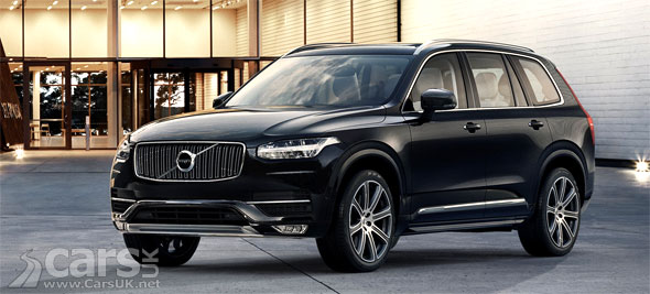 2015 Volvo Xc90 For Sale >> 2015 Volvo Xc90 First Edition Sells Out In Quick Sticks