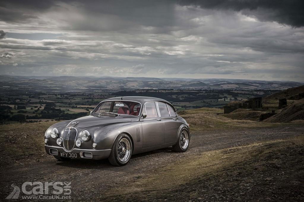 Photo Jaguar Mark 2 by Ian Callum