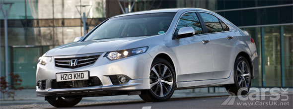 Photo Honda Accord AXED - no replacement expected