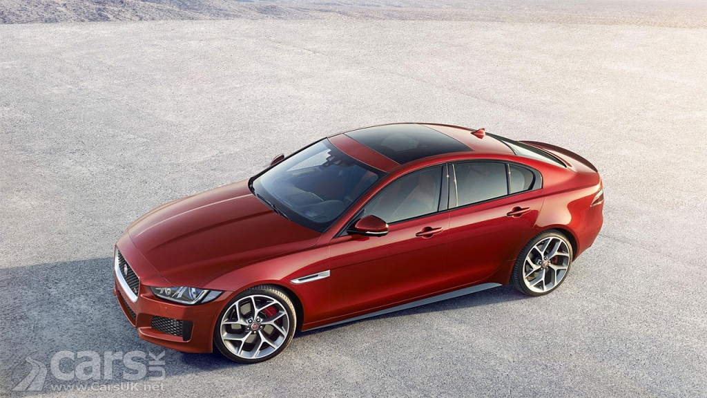 Jaguar XE Estate  Coupe a very difficult business case  Cars UK