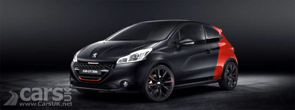 PhotoPeugeot 208 GTi 30th Anniversary price