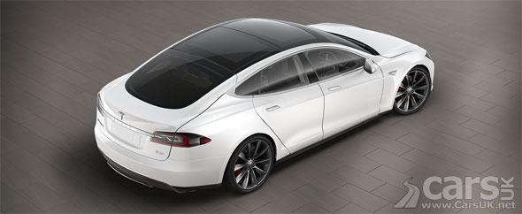 tesla model s p85d fully specced costs 109 000 cars uk. Black Bedroom Furniture Sets. Home Design Ideas