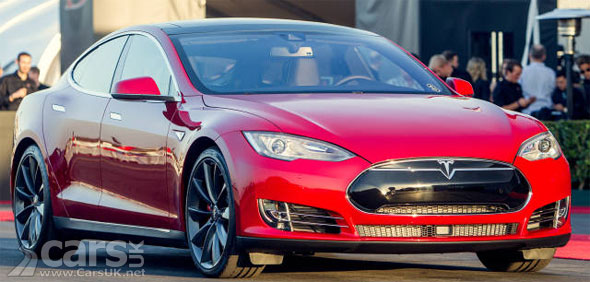 Photos Tesla Model S P85D