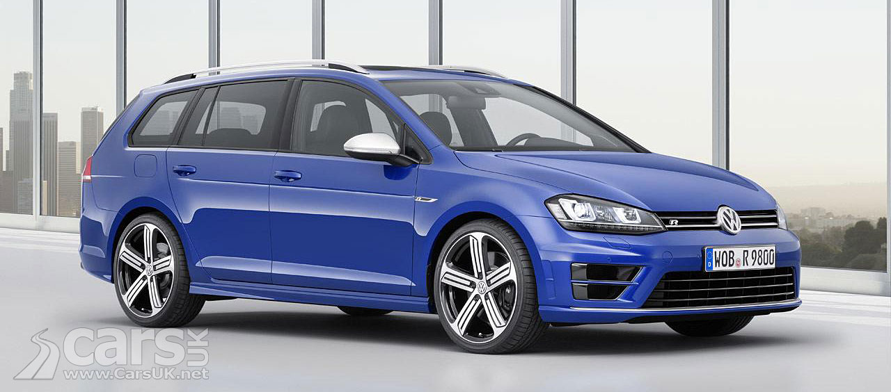 2015 volkswagen golf r estate revealed. Black Bedroom Furniture Sets. Home Design Ideas