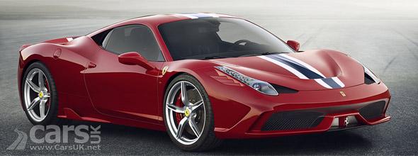 Photo Ferrari 458 Speciale