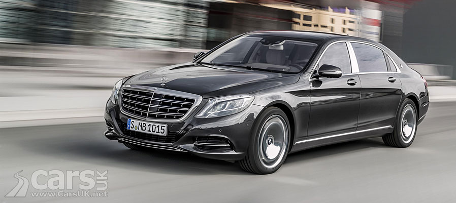 Photo Mercedes-Maybach S_Class