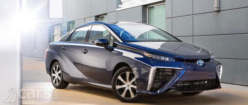 Photo Toyota Mirai FCV
