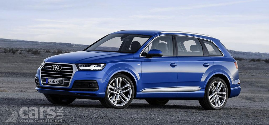 new 2015 audi q7 official cars uk. Black Bedroom Furniture Sets. Home Design Ideas