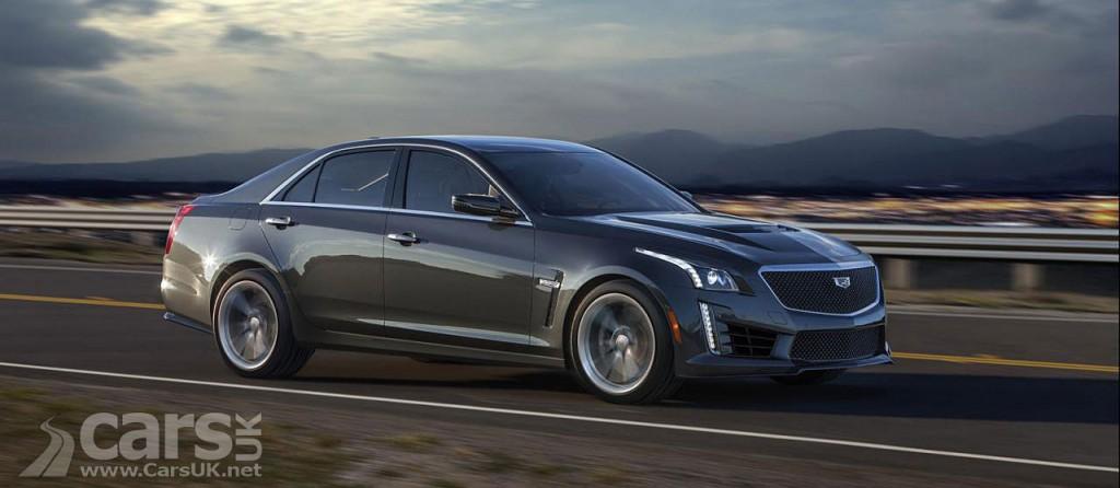 Photo 2016 Cadillac CTS-V