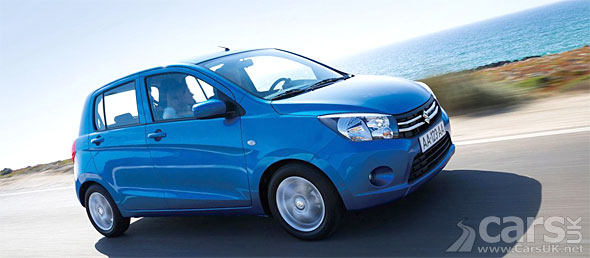 Photo Suzuki Celerio UK