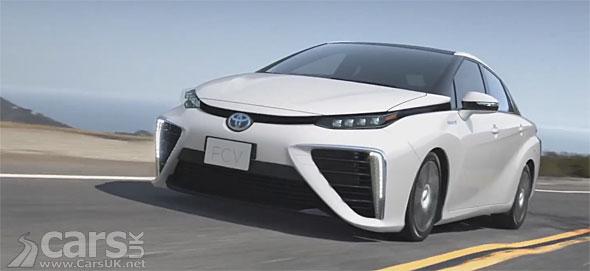 Photo Toyota Mirai FCV Video