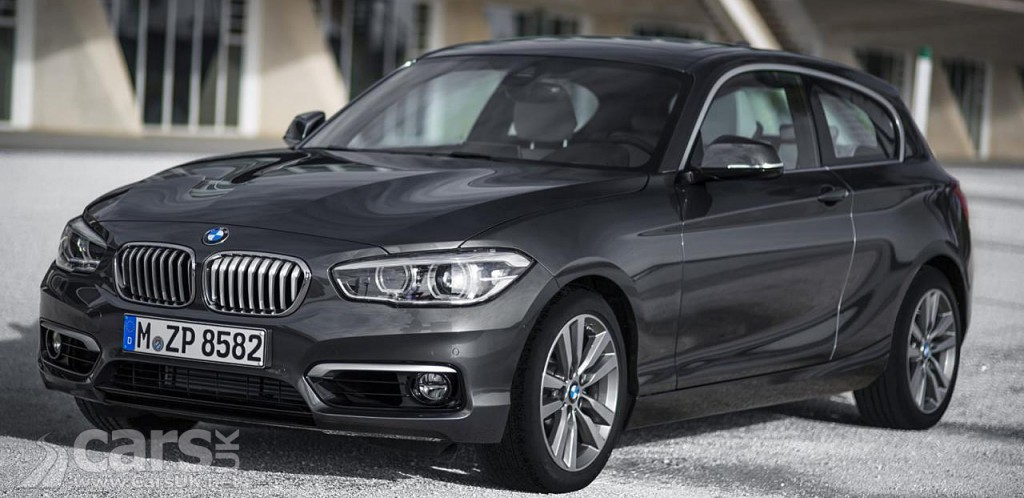 Photo 2015 BMW 1-Series