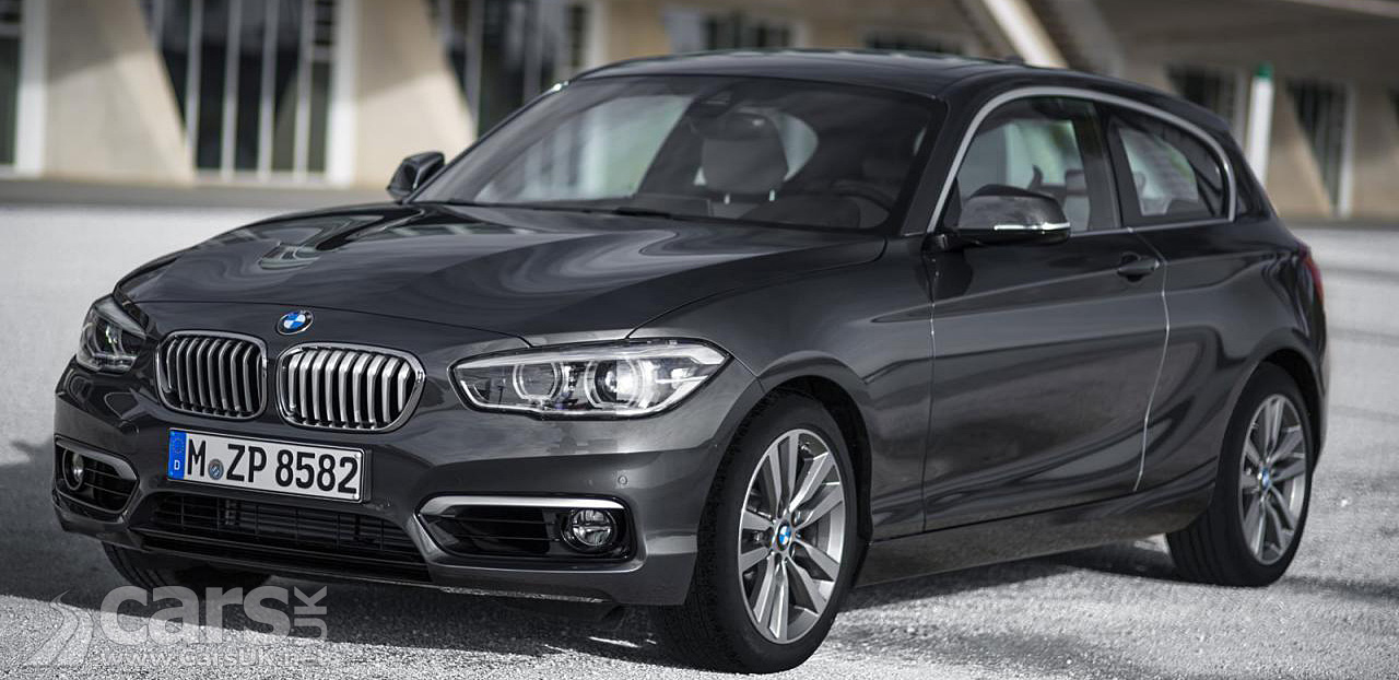 2015 bmw 1 series facelift includes new 3 cylinder engines cars uk. Black Bedroom Furniture Sets. Home Design Ideas