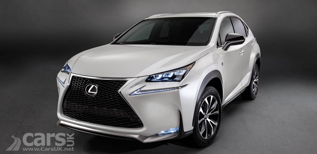 Photo Lexus NX 200t F Sport