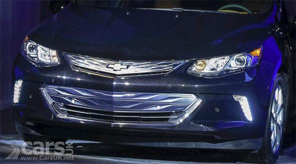 Photo New Chevrolet Volt makes a shy debut ahead of Detroit