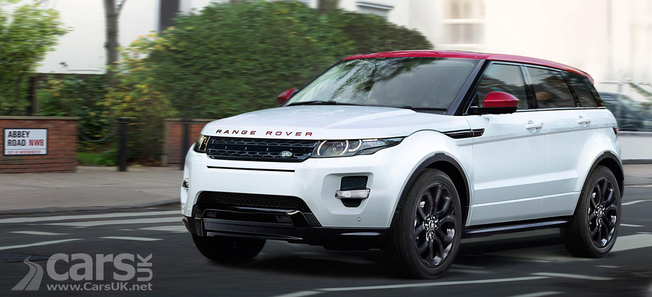 range rover evoque nw8 it 39 s the abbey road evoque cars uk. Black Bedroom Furniture Sets. Home Design Ideas