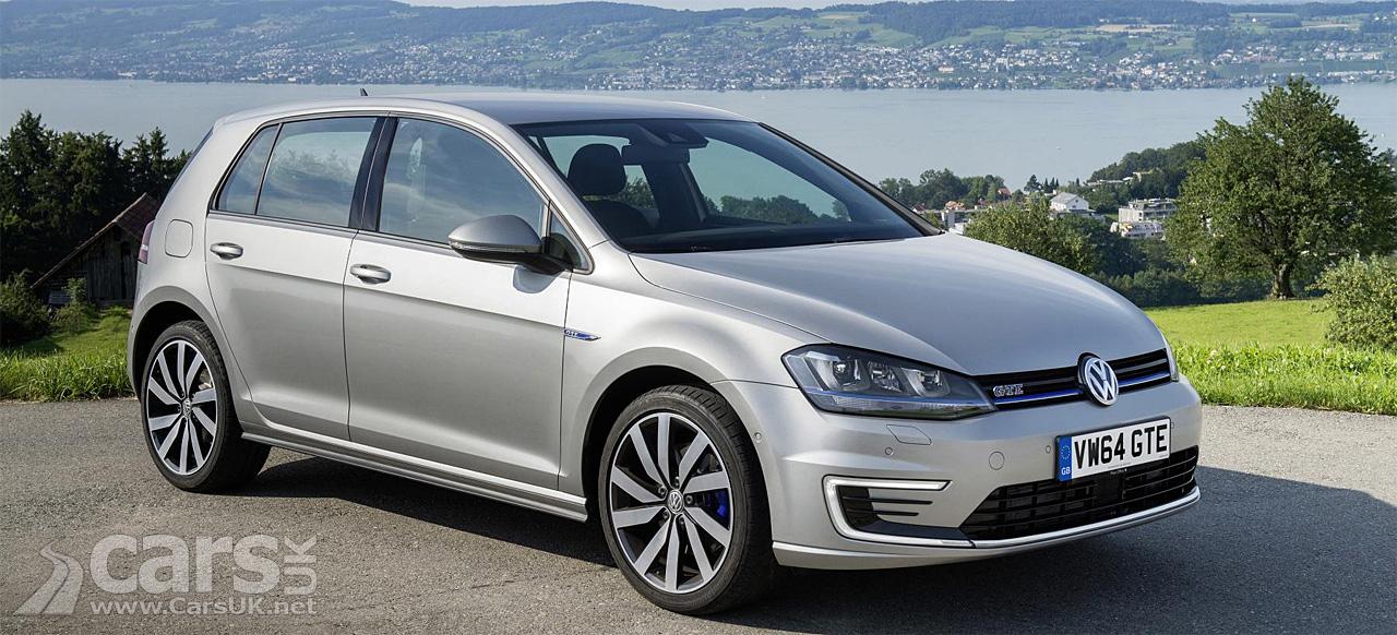 vw golf gte plug in hybrid on sale costs 33 035 cars uk. Black Bedroom Furniture Sets. Home Design Ideas