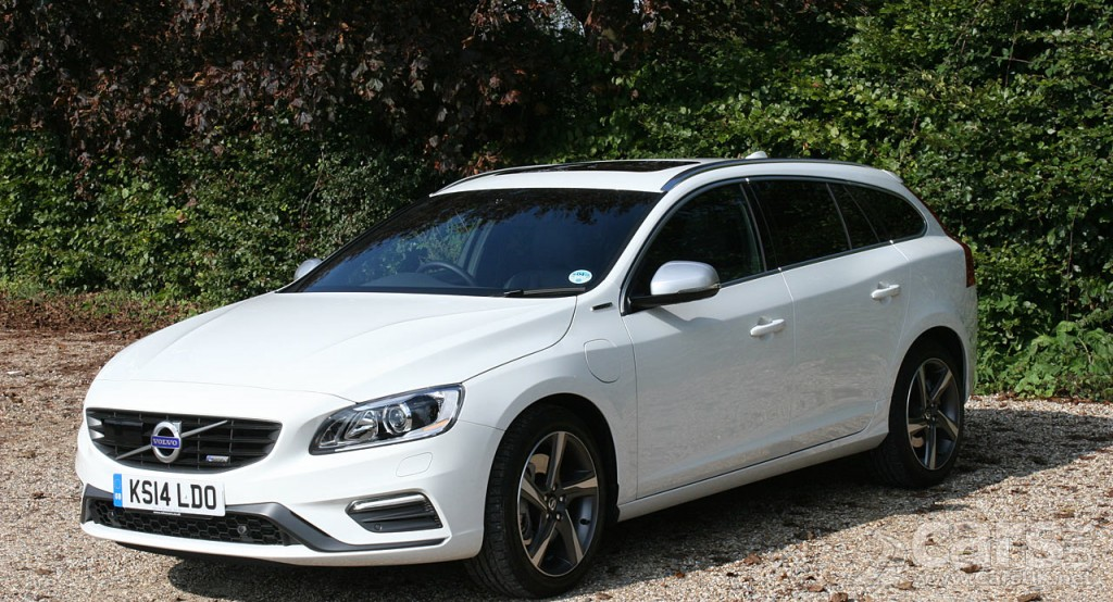 Volvo V60 Plug-in Hybrid Review