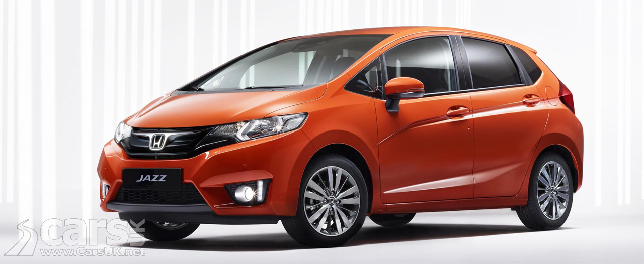 2015 honda jazz revealed in production guise. Black Bedroom Furniture Sets. Home Design Ideas