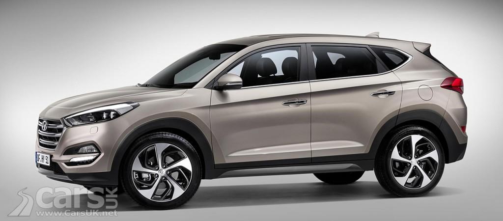 photo New Hyundai Tucson revealed