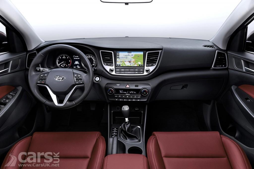 Photo new Hyundai Tucson