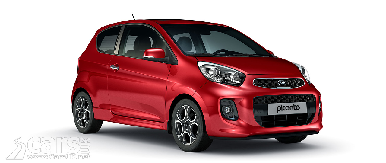 2015 kia picanto facelift revealed debuts geneva 2015. Black Bedroom Furniture Sets. Home Design Ideas