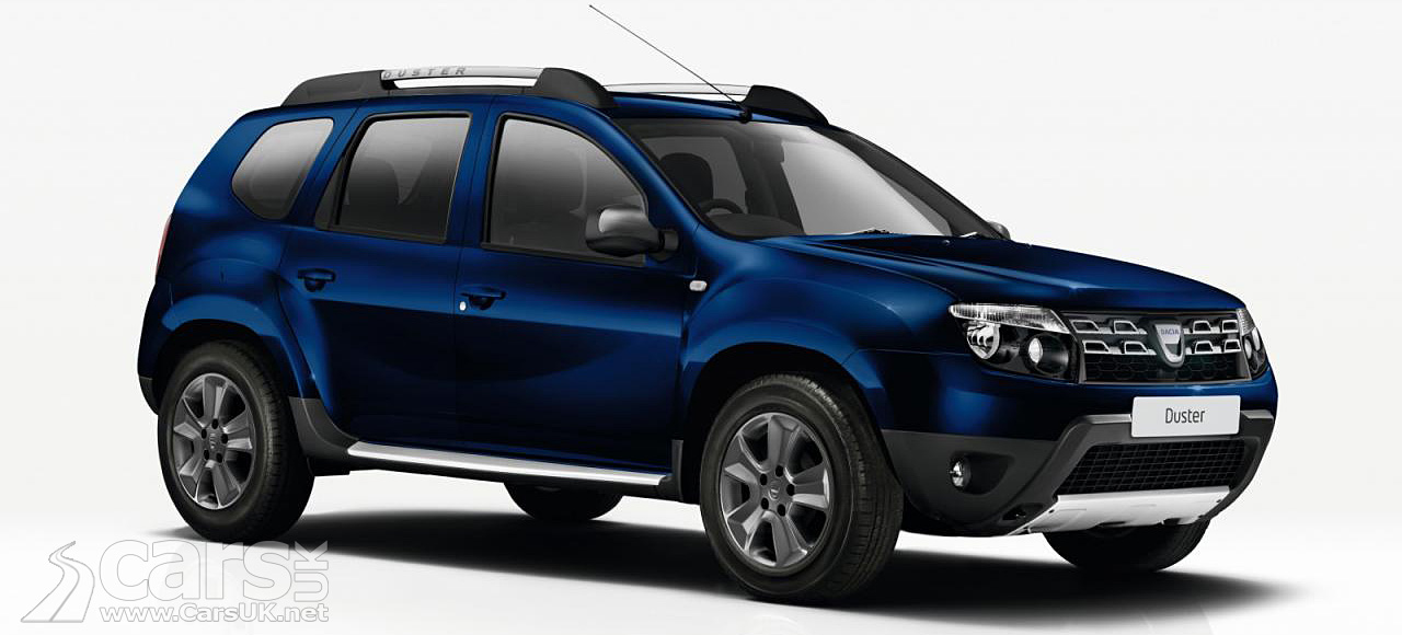 dacia sandero duster logan laur ate prime special editions revealed cars uk. Black Bedroom Furniture Sets. Home Design Ideas