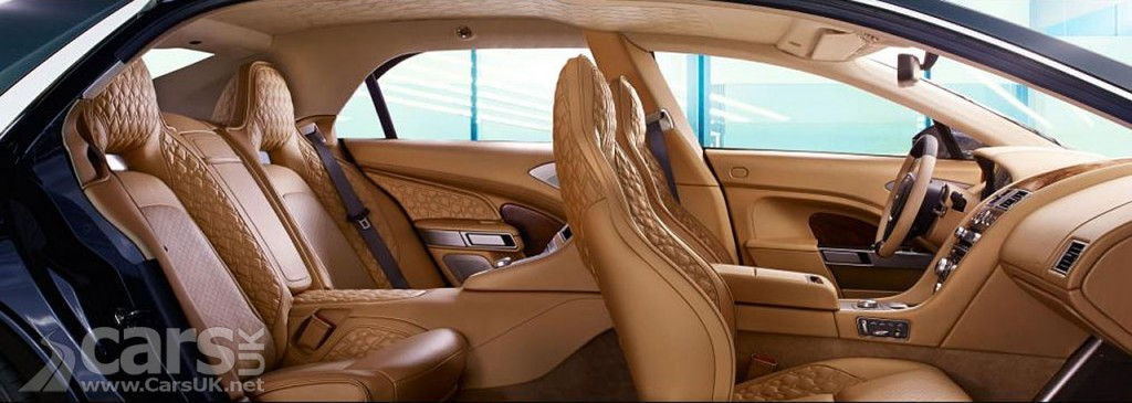 Photo Lagonda Taraf interior