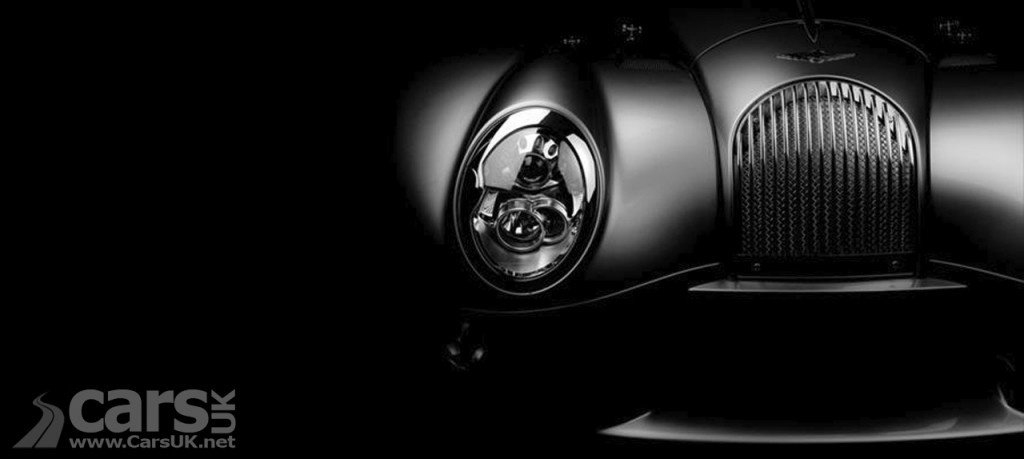 Photo Morgan tease 'New' car for 2015 Geneva Motor Show