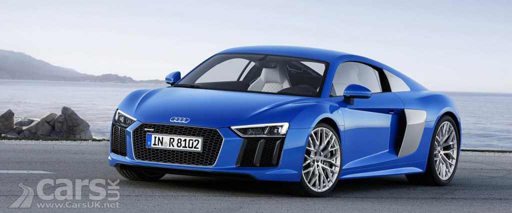 Photo new Audi R8 V10 price