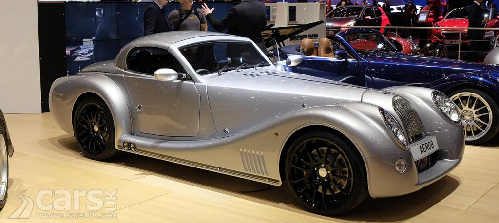 Photo New Morgan Aero 8 Geneva 2015