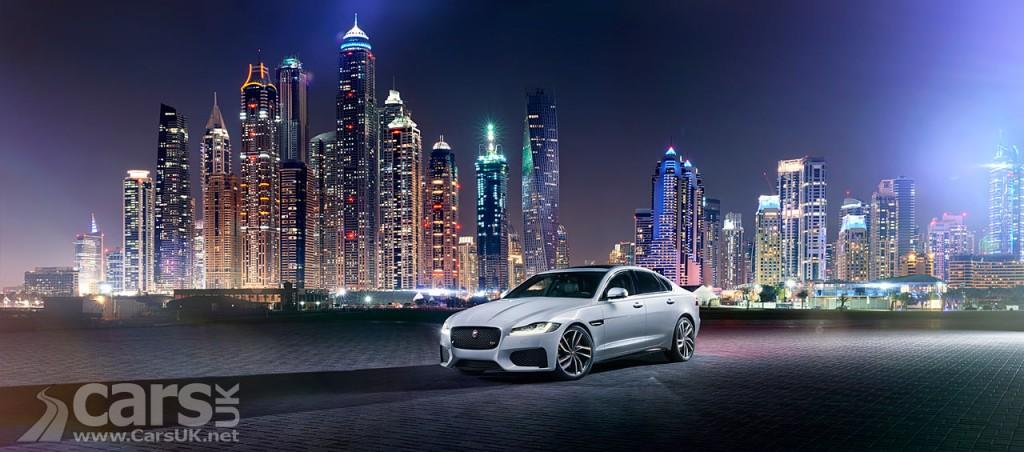 Photo New Jaguar XF