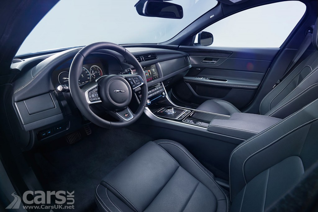 Photo New Jaguar XF Interior