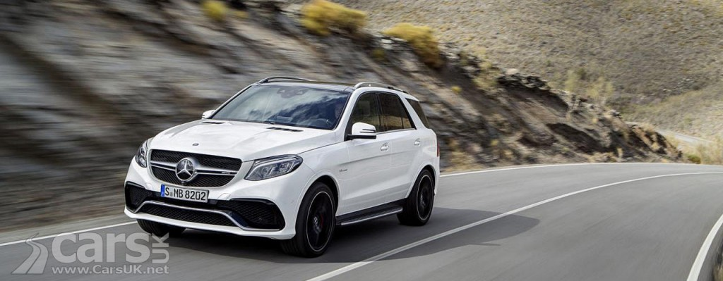 Photo new Mercedes GLE