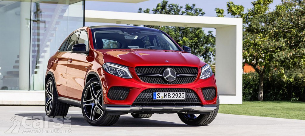 Photo Mercedes GLE due for New York debut